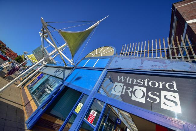 CWAC bought Winsford Cross shopping centre in February 2018