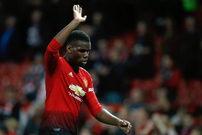 Paul Pogba File Photo
