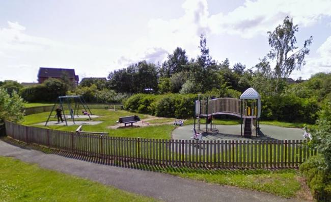 Sycamore Drive play area. Image: Google Maps