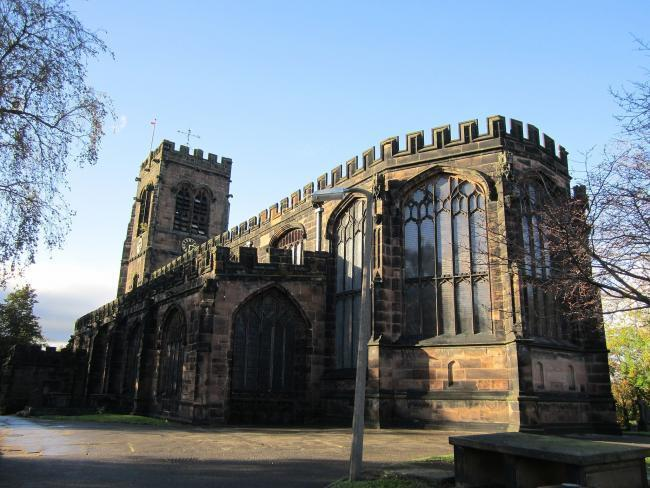 Medieval St Helen Witton Church is among the venues opening their doors