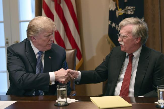 Donald Trump ousts hawkish national security adviser John