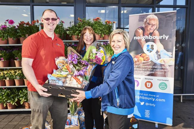 Aldi is embracing the season of goodwill and is calling on charities and community groups across Winsford to register so they can collect food donatioins on Christmas Eve