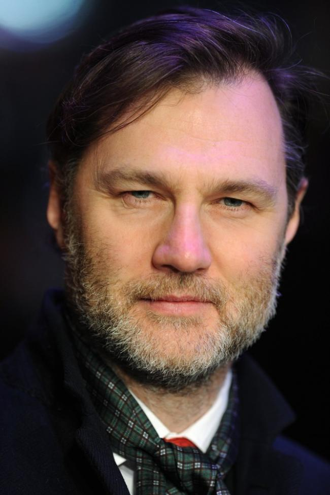 David Morrissey who played the governor in The Walking Dead will be performing at The Spirit of Christmas