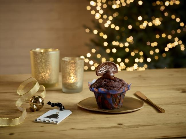 Costa has unveiled it's Christmas menu with the Terry's Chocolate Orange Muffin taking the spotlight