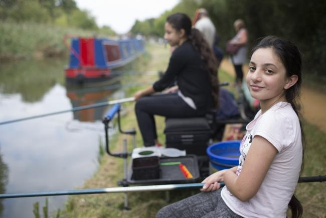 Children are being invited to take part in free angling sessions in Middlewich and Northwich to discover how it can improve your health and wellbeing