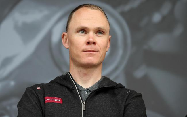 Chris Froome FIle Photo
