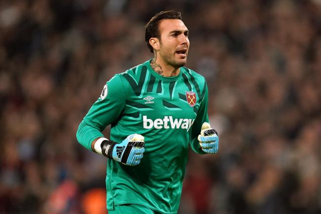 Roberto has come in for criticism since replacing the injured Lukasz Fabianski