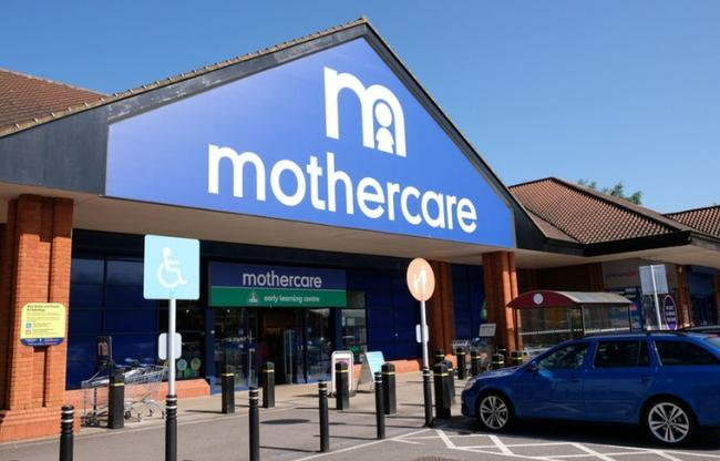 Mothercare launches Black Friday sale with up to 50% off