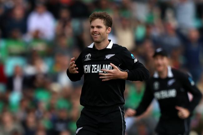 Lockie Ferguson has been called up to New Zealand's Test squad (Simon Cooper/PA)