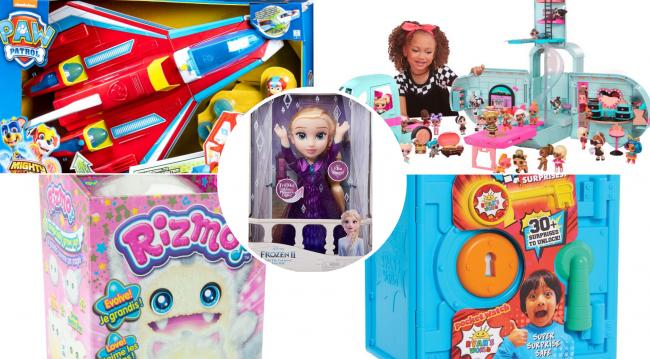 The 12 toys most likely to sell out this Christmas - and what parents and kids think of them