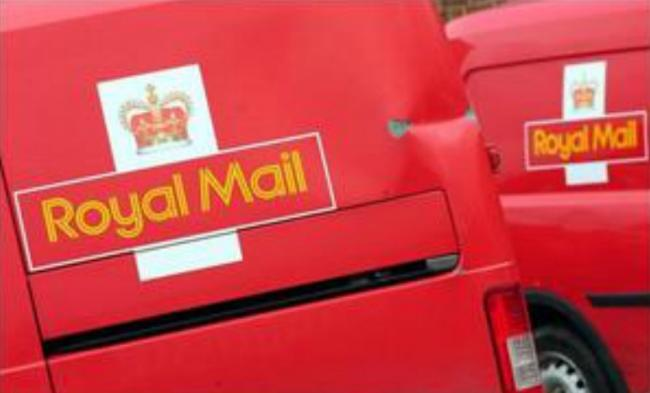 CW postcode one of only four nationwide where Royal Mail is failing to meet target