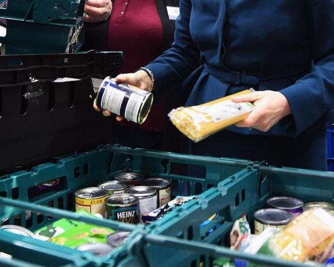 Meadow Bank Social Club in Winsford is appealing for donations of food for Mid Cheshire Foodbank to support families in crisis
