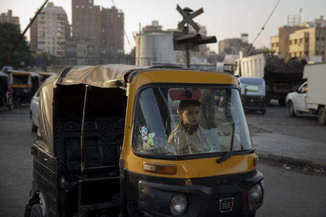 Pleasing Egyptian Government Seeks To Do Away With Popular Tuk Tuks Short Links Chair Design For Home Short Linksinfo