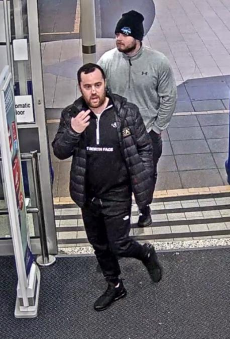 CCTV: Police want to speak to these men over Boots shoplifting incident