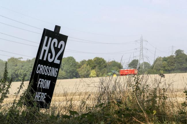 HS2 to 'destroy irreplaceable' natural habitats and ancient woodlands, say Wildlife Trusts