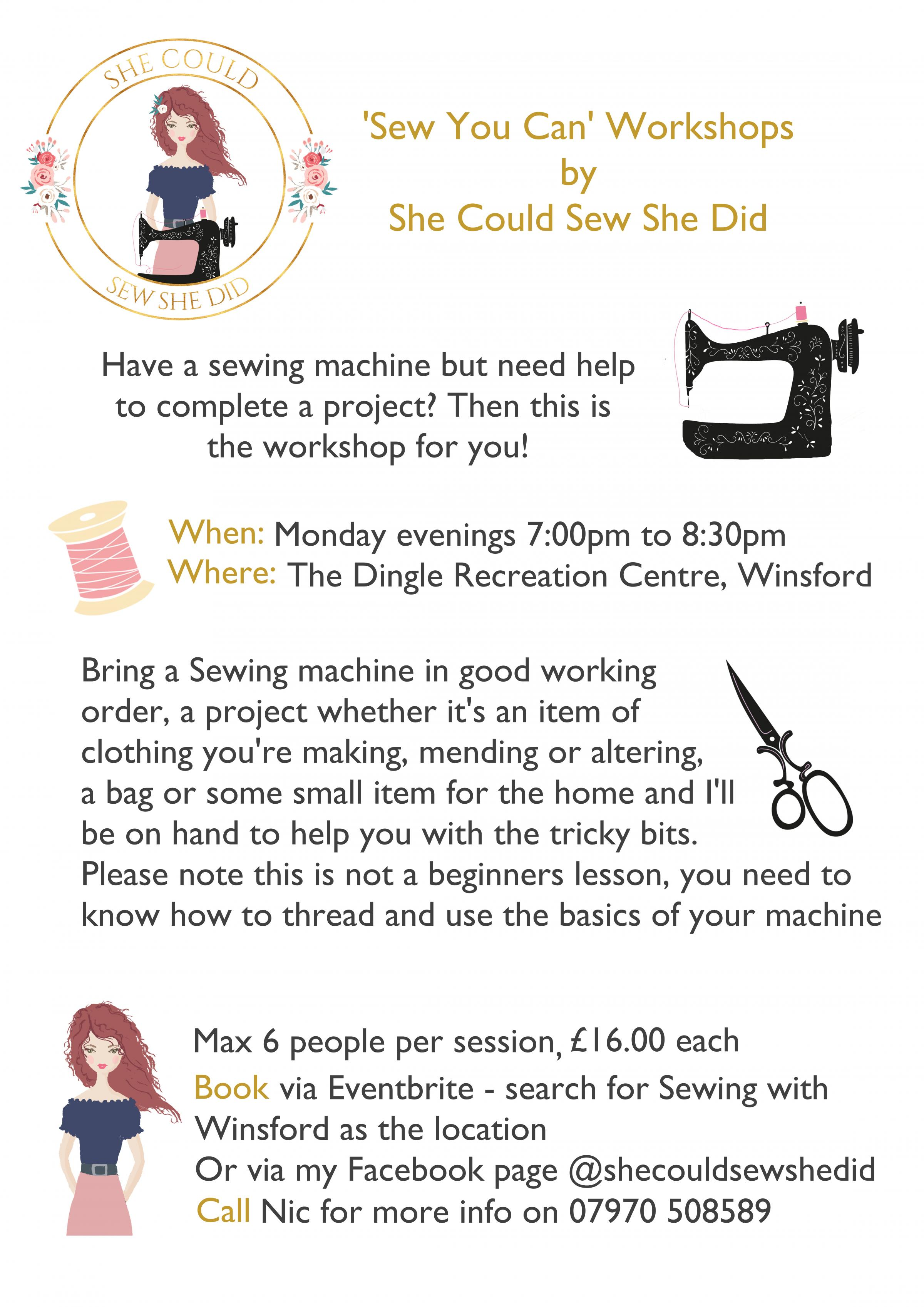 Sew You Can