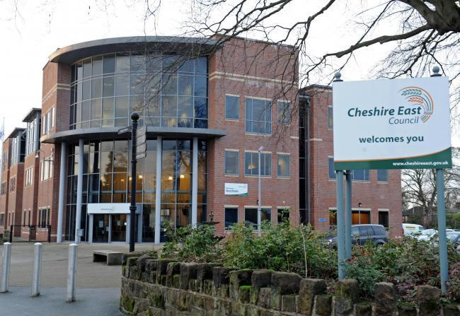 Cheshire East Council offices