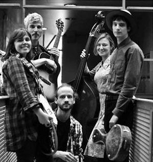 Pig Society string band will be performing old time music at The Dingle Centre in Winsford