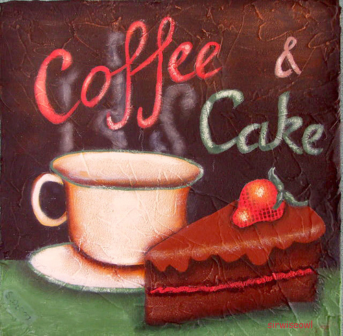 Coffee, Craft and Cake