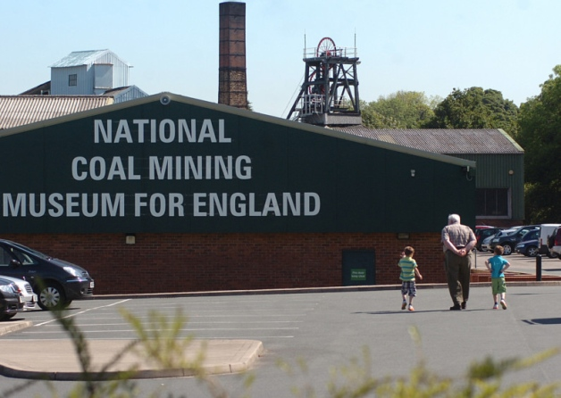 Day Trip to The National Coal Mining Museum