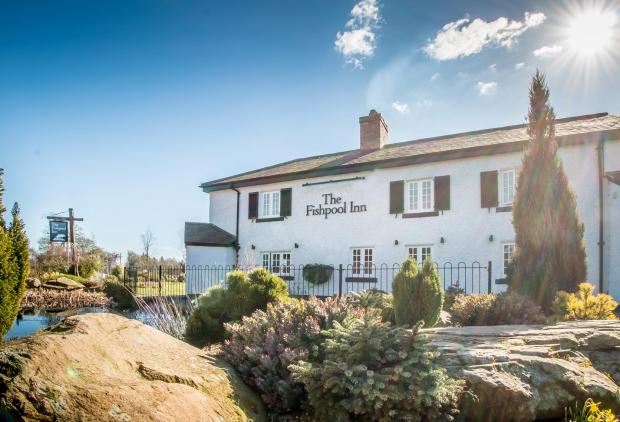Winsford Guardian: Enjoy a three course meal at The Fishpool Inn (picture courtesy of The Fishpool Inn social media)