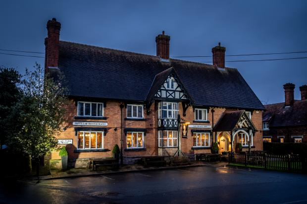 Winsford Guardian: Dine in characterful surroundings at The Bears Paw (picture courtesy of The Bears Paw social media)