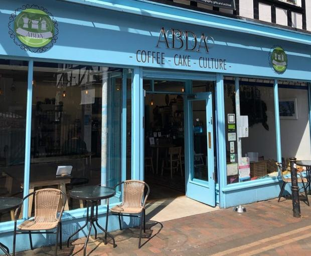 Winsford Guardian: Coffee cake and culture await you and your mum at Abda on Sunday (picture courtesy of Abda Ltd social media)
