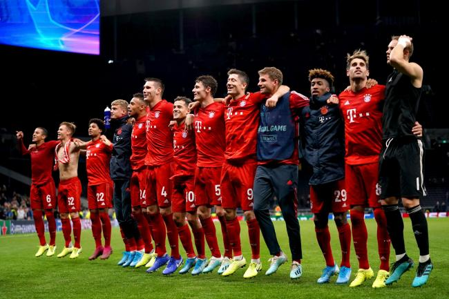 Bayern Munich players will return to the club's training ground