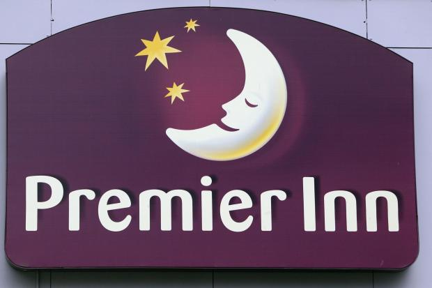 Winsford Guardian: Premier Inn