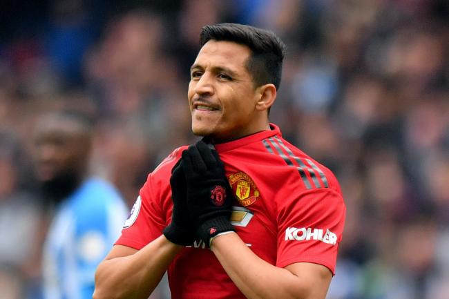 Alexis Sanchez is poised to leave Manchester United for Inter Milan