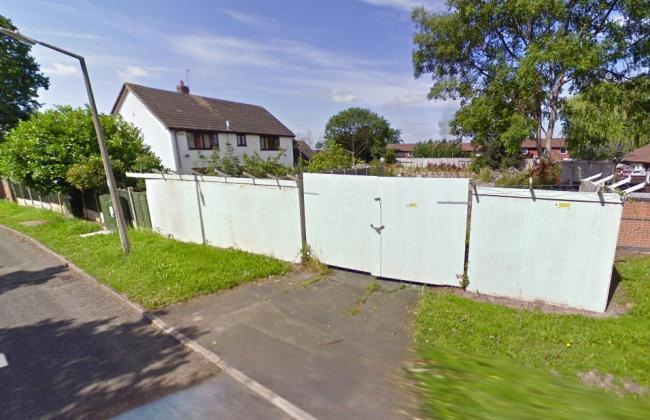 16 apartments get the go ahead in Darnhall School Lane, on a site formally occupied by a nursing home Picture: Google Maps