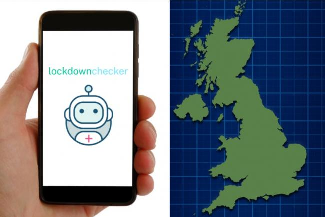 Lockdown checker: How to check what the latest rules are for your postcode. Picture: Newsquest