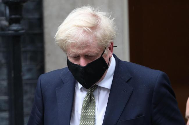 Boris Johnson confirmed the new measures today. Image: PA
