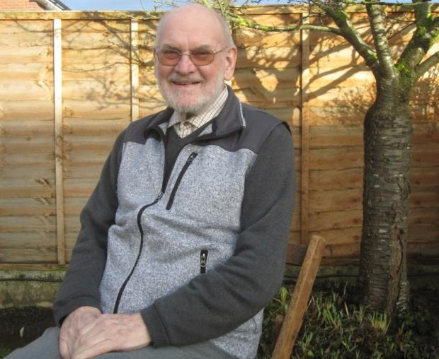 Winsford Guardian: Geoffrey Greeenhough