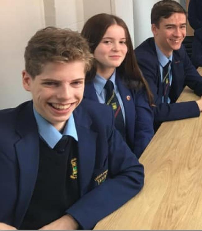 Middlewich High School year 11 pupils congratulated for their determination, courage and achievements after studying through the pandemic