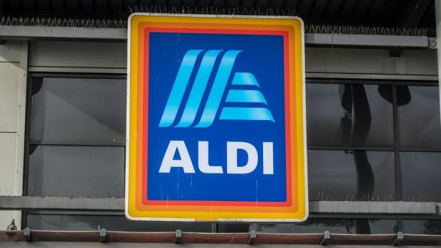 Winsford Guardian: Aldi. (PA)