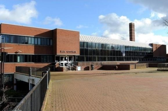 Hall was sentenced at Crewe Magistrates Court