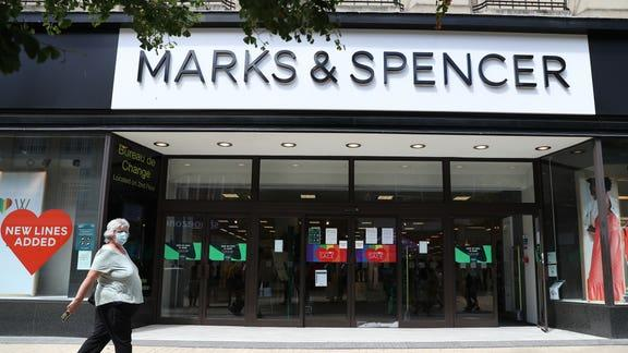 Winsford Guardian: M&S (PA)