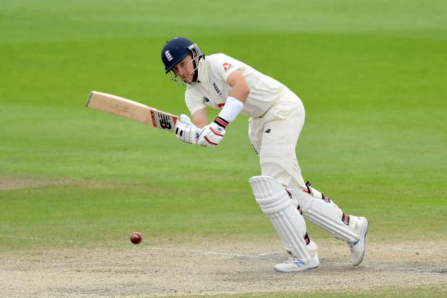 England captain Joe Root got a double century