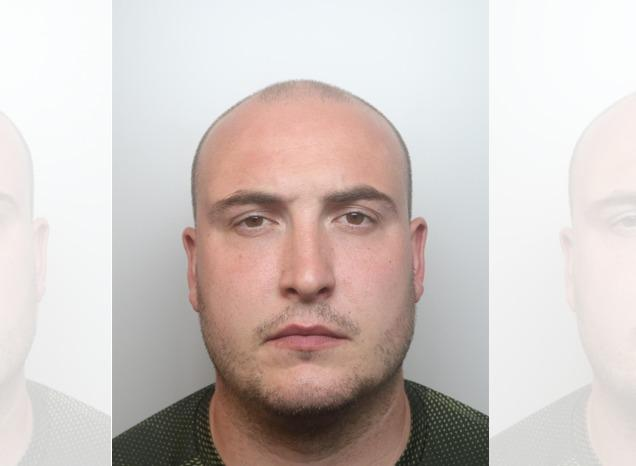 James Jones, who is wanted by Cheshire Police.