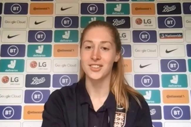 Winsford-born Sandy MacIver has kept her place in the England squad for upcoming friendlies against France and Canada