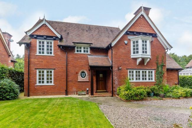 This five-bedroom detached family home in Vale Royal Drive, Whitegate is our property of the week Pictures: Zoopla
