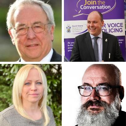 Meet the police and crime commissioner election candidates