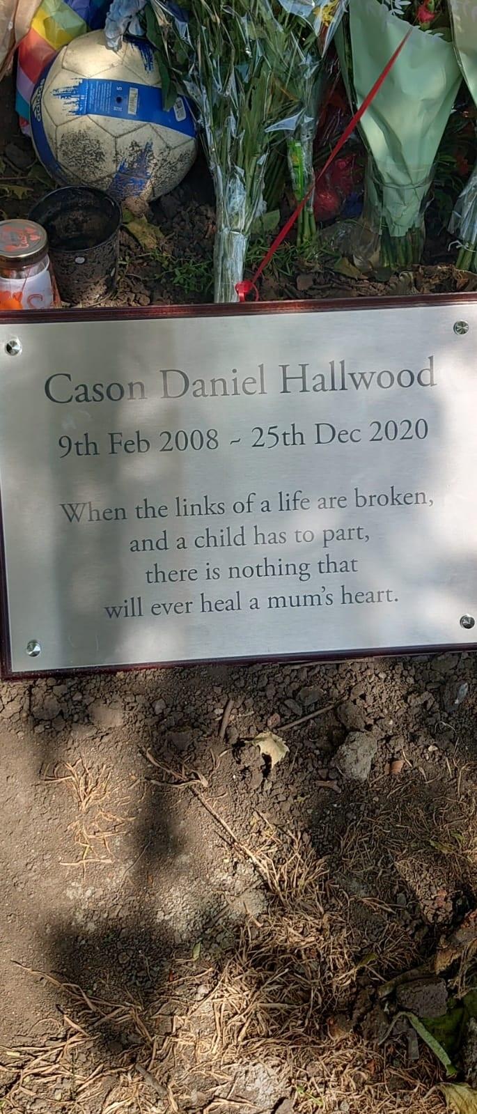 Cason Hallwood