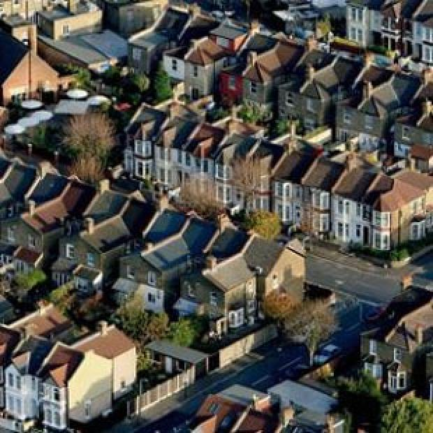The UK house market suffered a major jolt as figures from Halifax revealed prices slumped 3.6% in September