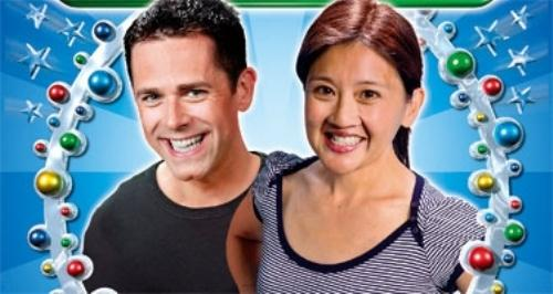 Chris and Pui are coming to Warrington's Parr Hall