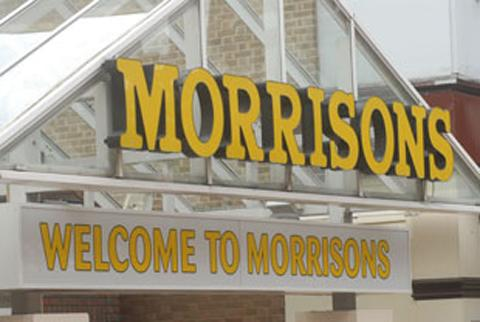 Well done Morrisons