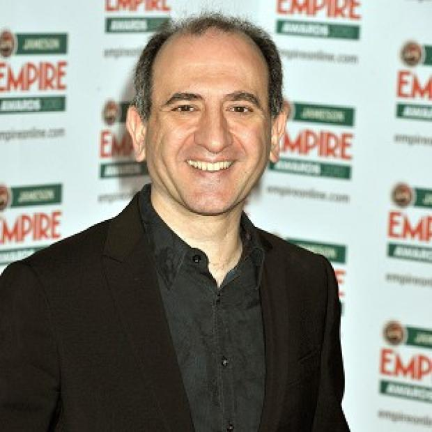 Armando Iannucci has been working on a new series of The Thick Of It
