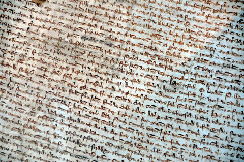 700-year-old scroll reveals town's birth