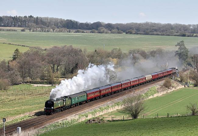 8E Railway Association by David Hawkes